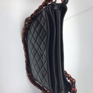 315366a82fd0 CHANEL Bags | Vintage Quilted Tortoise Shell Chain Tote | Poshmark